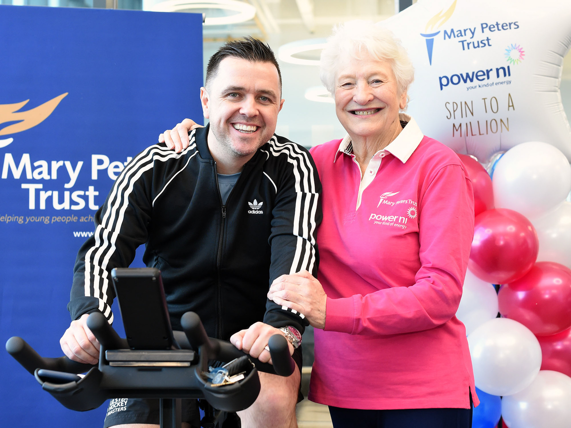 Spinathon Mary Peters Trust